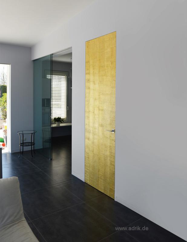 wandb ndige t ren mit unsichtbaren rahmen tapetent ren revisionst ren pivot t ren. Black Bedroom Furniture Sets. Home Design Ideas